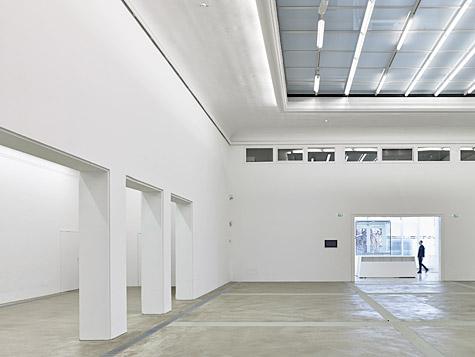 Künstlerhaus, Halle für Kunst & Medien, Photo: Peter Eder