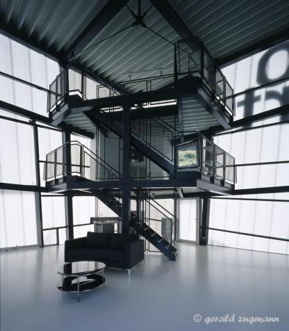 SoART Residencies, photo: Gerald Zugmann