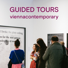 viennacontemporary 2019 | Guided Tours