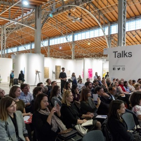 viennacontemporary 2019 | Media Talks + Partner