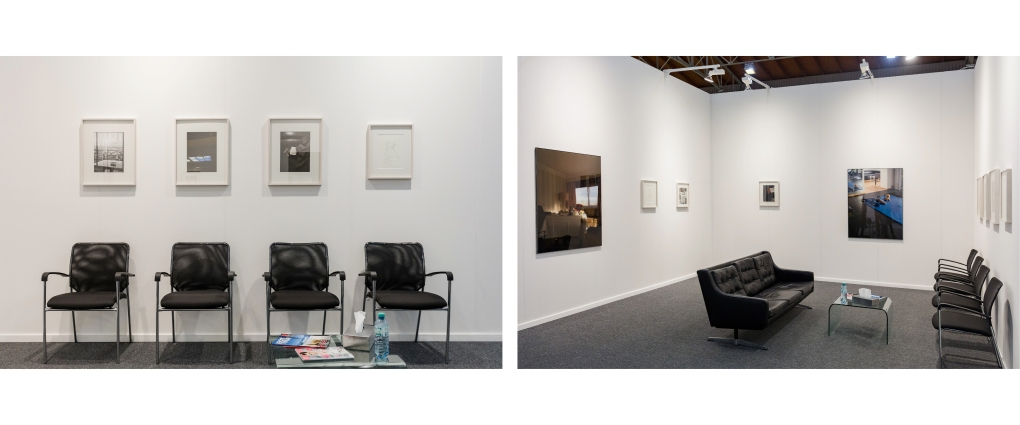 MARINA SULA, Gabriele Senn Booth at ZONE1 viennacontemporary