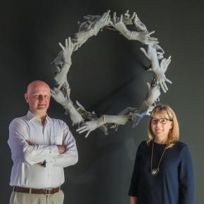 Andrea Dénes and Árpád Balázs | Art CollectorInterview